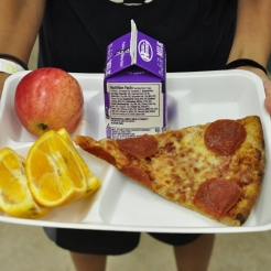 Student plate at Wylie