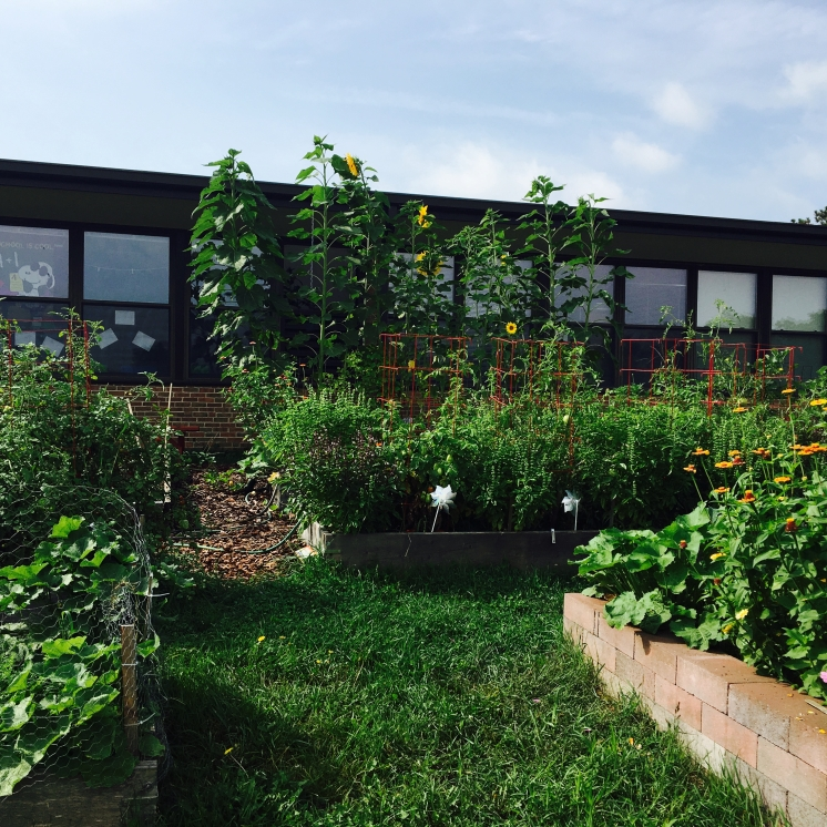 Creekside Kitchen Garden