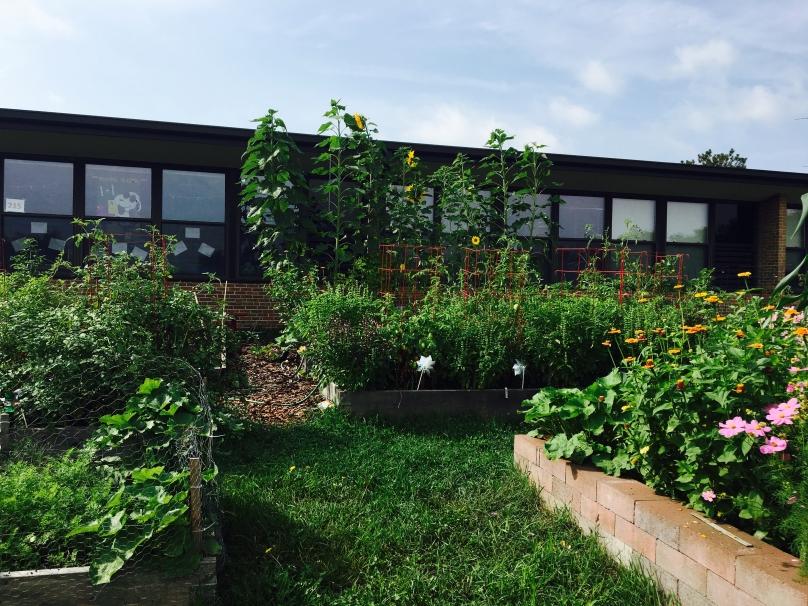 Creekside Kitchen Garden